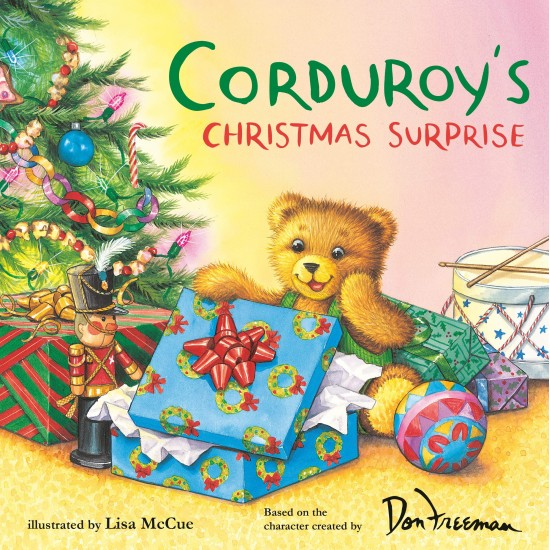 Corduroy's Christmas Surprise Paperback by Don Freeman