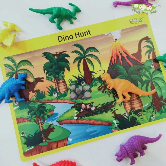 Dino Might | Activity Pod