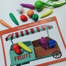 Farmer's Market | Activity Pod