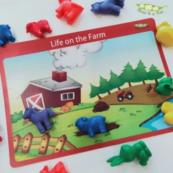 Fun on the Farm | Activity Pod