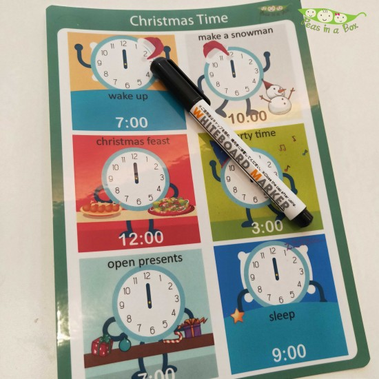 Christmas Cheer | Activity Pod